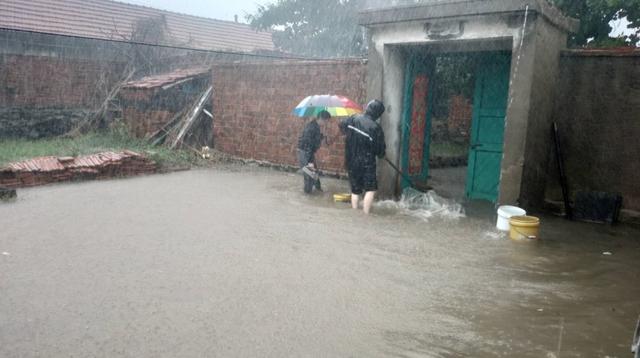 Trung Quốc phát báo động đỏ đầu tiên trong năm vì bão Bavi