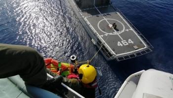 Hy Lạp tập trận với Pháp, Italy và CH Cyprus ở Đông Địa Hải