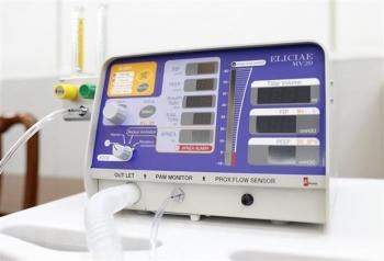 Bệnh viện đầu tiên tại Đồng bằng sông Cửu Long được tặng 50 máy thở