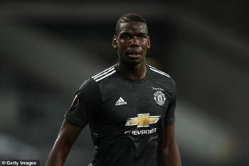 Dương tính với SARS-CoV-2, Paul Pogba bị loại khỏi đội tuyển Pháp