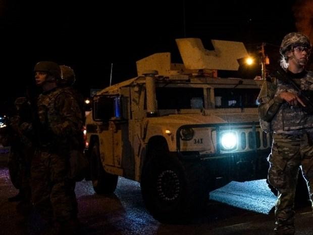 Mỹ ban bố lệnh giới nghiêm tại Minneapolis do biểu tình bạo lực