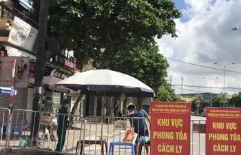 Hải Dương: Gia hạn cách ly y tế 14 ngày với ổ dịch 36 Ngô Quyền