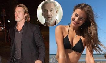 Brad Pitt gặp bạn gái mới thông qua chồng cô
