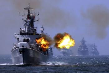 Trung Quốc tiếp tục tập trận ở biển Bột Hải và Hoàng Hải