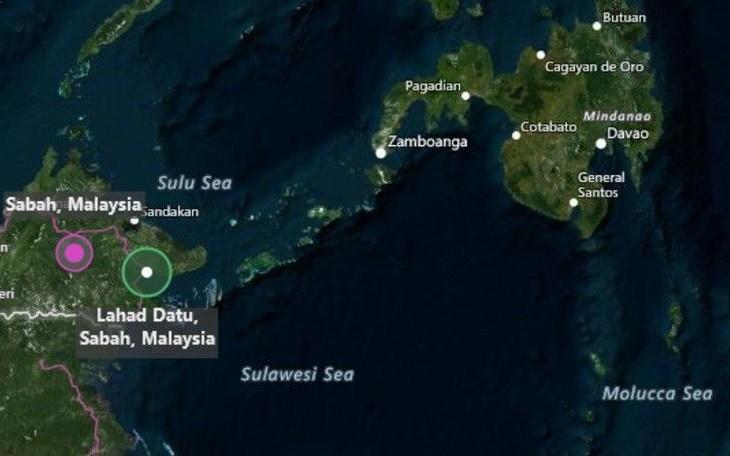 cang thang ngoai giao giua malaysia va philippines ve chu quyen lanh tho