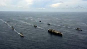 Ấn Độ triển khai tàu chiến tới Biển Đông sau đụng độ biên giới với Trung Quốc