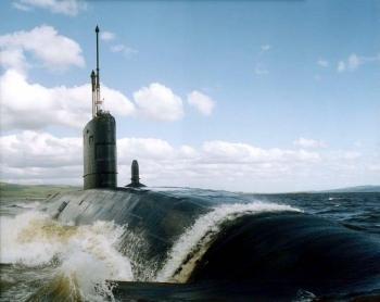 Vụ va chạm tàu ngầm hạt nhân tại Bắc Cực bị giấu kín suốt 40 năm