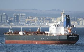 Tàu Israel bị tấn công, hải quân Mỹ đưa ra bằng chứng quan trọng
