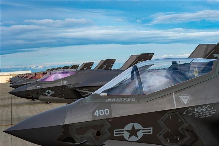 Không quân Mỹ kiệt quệ vì tiêm kích F-35, ngân sách tăng chóng mặt - 4