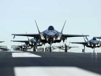 Không quân Mỹ kiệt quệ vì tiêm kích F-35, ngân sách tăng chóng mặt