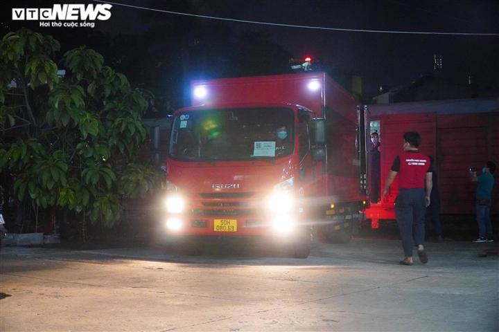 10 tấn vật tư, thiết bị y tế đã chuyển đến chi viện cho TP.HCM - 1