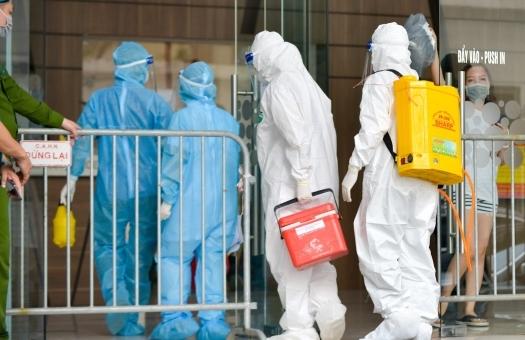 Hà Nội ghi nhận 71 người nhiễm SARS-CoV-2 trong ngày 5/8