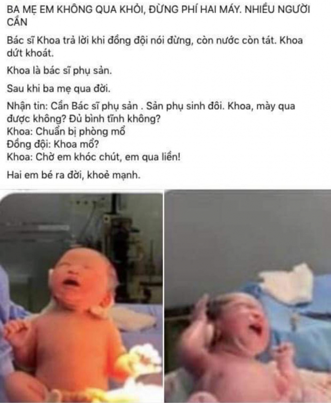 """Công an vào cuộc xác minh thông tin vụ """"bác sĩ Trần Khoa"""" -0"""