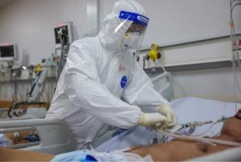 Áp dụng những kỹ thuật tiên tiến nhất để điều trị bệnh nhân COVID-19 nặng