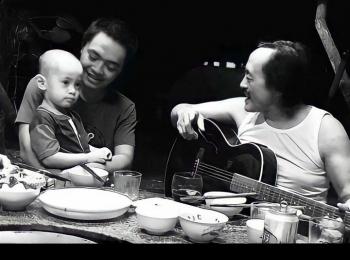 Con trai chia sẻ hình ảnh xúc động của nghệ sĩ Giang Còi