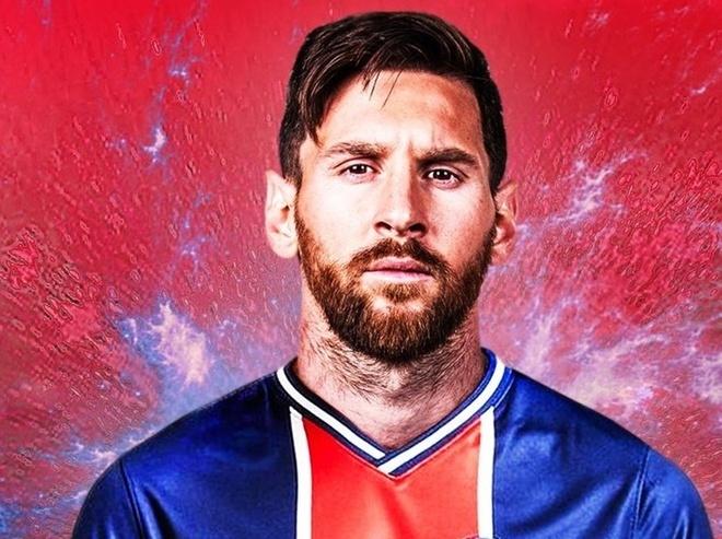 Trực tiếp: Messi khóc nức nở trong buổi họp báo chia tay Barca  - 8