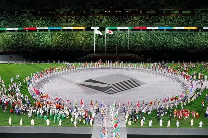 Trực tiếp bế mạc Olympic Tokyo 2020 - 3
