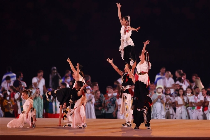 Trực tiếp bế mạc Olympic Tokyo 2020 - 2