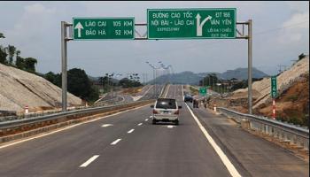 Vay hơn 7.000 tỷ từ Hàn Quốc làm cao tốc nối Hà Giang với cao tốc Nội Bài- Lào Cai?