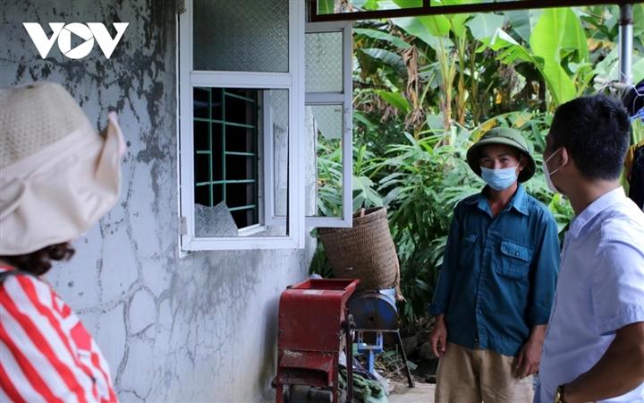 Nổ lớn ở Lai Châu: Tiêu huỷ 700kg thuốc nổ hết hạn, hỏng nhà dân ngoài ý muốn - 2