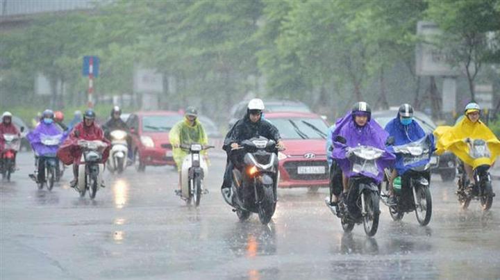 Thời tiết ngày 10/8: Bắc Bộ mưa to, nguy cơ lũ quét và sạt lở đất nhiều nơi - 1
