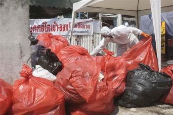 'Núi rác thải' chứa virus SARS-CoV-2 tràn ngập khắp Thái Lan