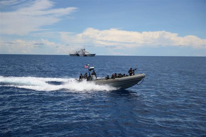 Hải quân 21 quốc gia tập trận rầm rộ ở Đông Nam Á