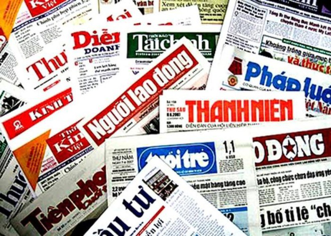 Đề xuất miễn, giảm thuế cho báo chí, nhà báo ảnh 1
