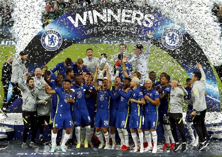 Sự tinh quái của thủ môn Kepa giúp Chelsea vô địch Siêu cúp châu Âu  - 6