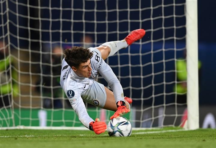 Sự tinh quái của thủ môn Kepa giúp Chelsea vô địch Siêu cúp châu Âu  - 3