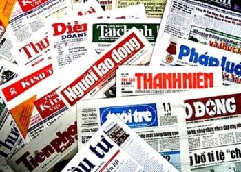 Đề xuất miễn, giảm thuế cho báo chí, nhà báo