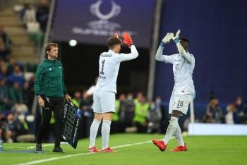 Sự tinh quái của thủ môn Kepa giúp Chelsea vô địch Siêu cúp châu Âu