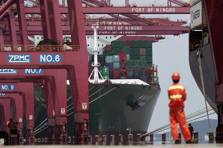 Biến thể Delta 'tấn công' cảng biển của Trung Quốc, vận tải toàn cầu ảnh hưởng - 1