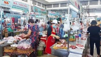 Đà Nẵng: Giá rau củ, thịt cá tăng chóng mặt vẫn 'cháy' hàng