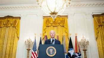 Tổng thống Mỹ: Quân đội Afghanistan đã không sẵn sàng chiến đấu