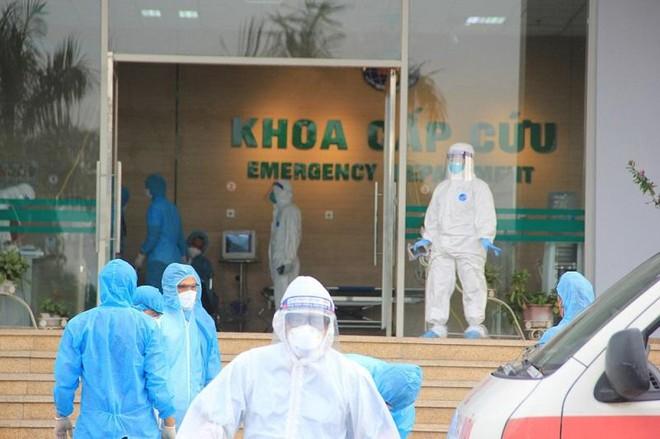 Ba bệnh nhân Covid-19 của Hà Nội tử vong tại BV Bệnh Nhiệt đới Trung ương