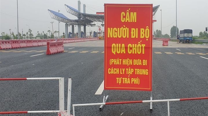 Người vào Quảng Ninh phải tiêm đủ 2 mũi vaccine và xét nghiệm âm tính COVID-19