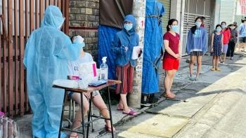 """Đồng Nai ghi nhận 1.292 ca dương tính SARS-CoV-2 ở 45 doanh nghiệp """"3 tại chỗ"""""""