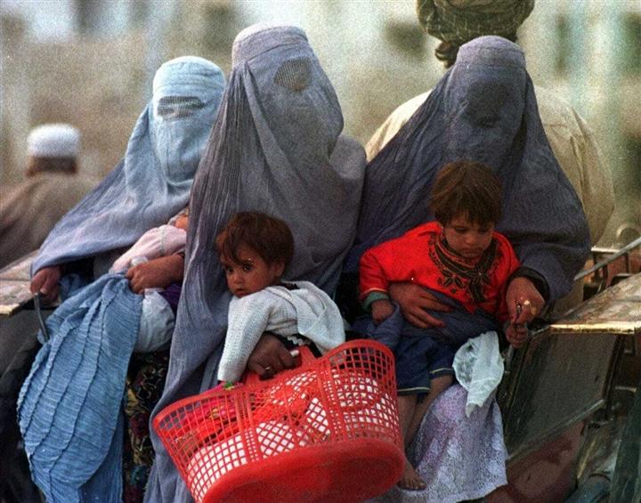 Bi kịch của gia đình Afghanistan sống dưới thời Taliban - 3