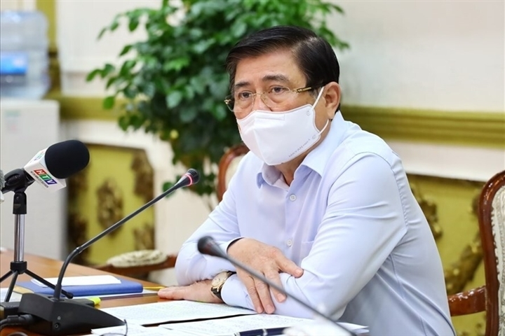Ông Nguyễn Thành Phong giữ chức Phó Trưởng Ban Kinh tế Trung ương - 1