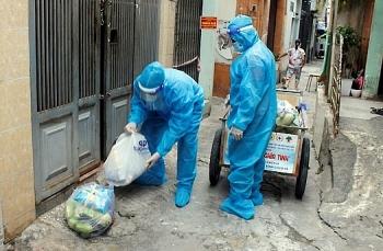 TP.HCM sẽ cung ứng hàng hoá, thực phẩm đến tận nhà cho từng người dân