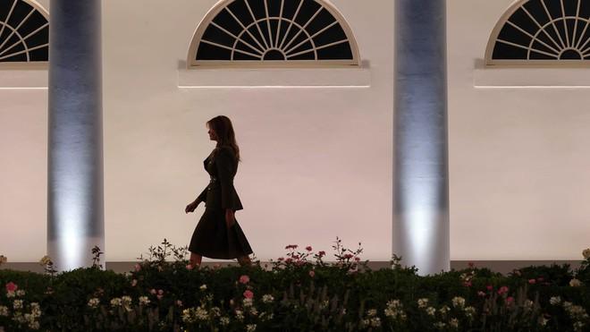 Vườn Hồng ở Nhà Trắng và những phiền toái của bà Melania Trump ảnh 1