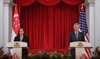 Phó Tổng thống Kamala Harris tái khẳng định cam kết của Mỹ ở Biển Đông