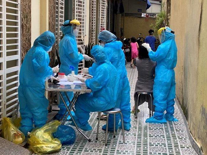 Hải Phòng ghi nhận ca dương tính SARS-CoV-2 trong cộng đồng sau hơn 20 ngày - 1