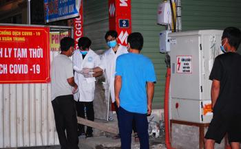 Trưa 24-8, Hà Nội thêm 51 ca Covid-19, phát hiện 13 ca cộng đồng ở Thanh Xuân