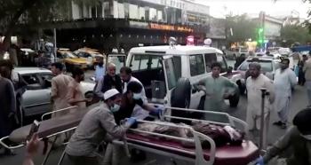 13 lính Mỹ chết sau đánh bom liều chết tại sân bay quốc tế Kabul