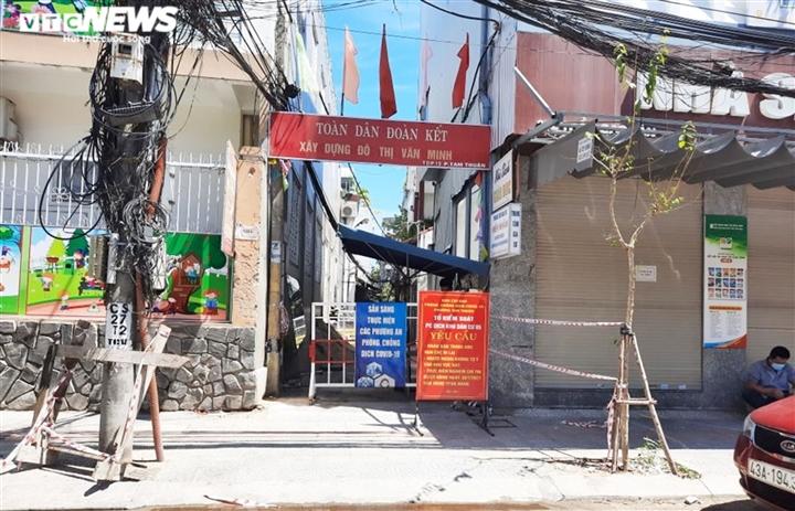 Ngày 27/8, Đà Nẵng ghi nhận 202 ca mắc COVID-19 mới, 11 ca cộng đồng - 1