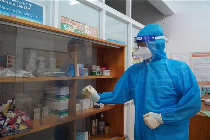 Trạm y tế lưu động ở TP.HCM giúp điều trị F0 tại nhà thế nào? - 2