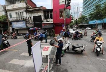Quận Thanh Xuân phát hiện thêm 14 ca cộng đồng, Hà Nội có 59 ca trong ngày 27-8