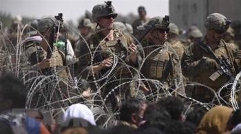 Quân đội Mỹ bắt đầu rút khỏi sân bay Kabul